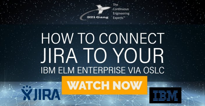 How to Connect Jira to your IBM ELM Enterprise via OSLC