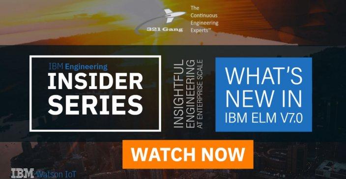 Watch Now - IBM_Engineering Insider