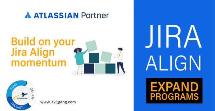 Jira Align Workshop - Expand Programs
